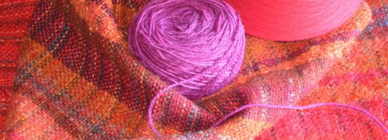 tissage et fils de laine2