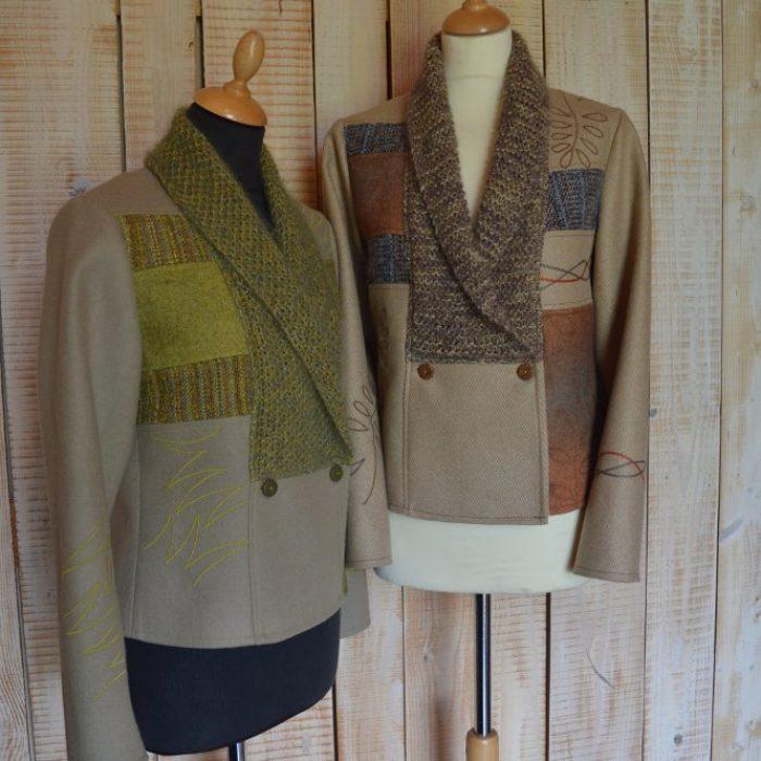 vestes col tricot 2